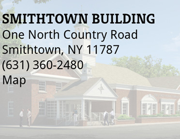 Information about the Smithtown Main Building.