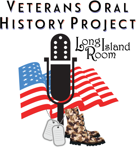 Veterans Oral History Project 2 Logo